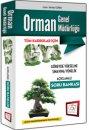 2016 GYS Orman Bakanl��� Genel M�d�rl��� A��klamal� Soru Bankas� 657 Yay�nlar�
