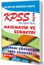 2016 KPSS Matematik Geometri Tamamı Çözümlü Soru Bankası Tam İsabet Serisi Teorem Yayınları
