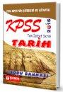 2016 KPSS Tarih Soru Bankası Tam İsabet Serisi Teorem Yayınları