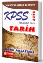 2016 KPSS Tarih Konu Anlatımlı Tam İsabet Serisi Teorem Yayınları
