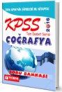 2016 KPSS Coğrafya Soru Bankası Tam İsabet Serisi Teorem Yayınları