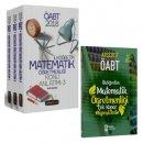2018 ÖABT İlköğretim Matematik Öğretmenliği Konu Anlatımı (3 Kitap) Beyaz Kalem Yayınları Yaprak Test Hediyeli