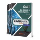 ÖABT Din Kültürü ve Ahlak Bilgisi Öğretmenliği Kavramatik Modüler Soru Bankası Seti Uzman Kariyer Yayınları