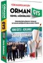 2016 GYS Orman Genel Müdürlüğü Konu Özetli Açıklamalı Soru Bankası Yargı Yayınları