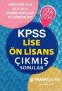 Puan Akademi Yayınları KPSS Lise Ön Lisans Çıkmış Sorular 2006 2014 Yılları