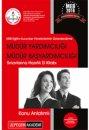 2016 MEB Müdür Yardımcılığı ve Müdür Başyardımcılığı Sınavlarına Hazırlık Konu Anlatımlı El Kitabı Pegem Yayınları