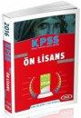 2016 KPSS Önlisans Adayları İçin Konu Anlatımlı Soru Bankası Data Yayınları