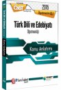 2016 ÖABT Türk Dili ve Edebiyatı Öğretmenliği Konu Anlatımı ÖABT Okulu Yayınları