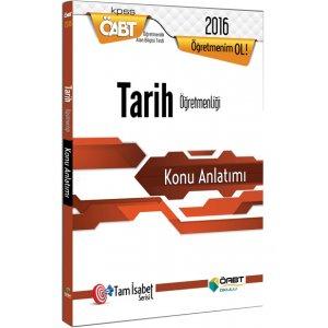 2016 ÖABT Tarih Öğretmenliği Konu Anlatımı Öabt Okulu Yayınları