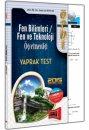 2015 ÖABT Fen ve Teknoloji Öğretmenliği Yaprak Test Yargı Yayınları