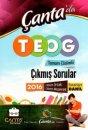 8.Sınıf TEOG Tamamı Çözümlü Çıkmış Sorular Çanta Yayınları