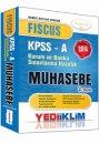 2016 KPSS A Grubu FISCUS Muhasebe Konu Anlatımlı Yediiklim Yayınları