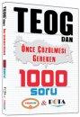 TEOG dam Önce Çözülmesi Gereken 1000 Soru Yediiklim Yayınları