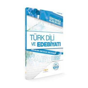 2016 ÖABT Türk Dili ve Edebiyatı Öğretmenliği Konu Anlatımlı Kitap Akçağ Yayınları