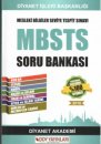 2016 Diyanet İşleri Başkanlığı MBSTS Soru Bankası Din Dersi Yayınları