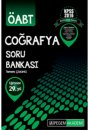 2016 ÖABT Coğrafya Tamamı Çözümlü Soru Bankası Pegem Yayınları