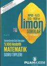 2016 KPSS ALES DGS YGS 'ye Matematik Limon Sorular Puan Akademi