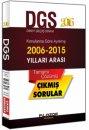 2016 DGS Konularına Göre Ayrılmış 2006-2015 Tamamı Çözümlü Çıkmış Sorular Filozof Yayıncılık