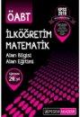 2016 ÖABT İlköğretim Matematik Öğretmenliği Konu Anlatımlı Modüler Set Pegem Yayınları