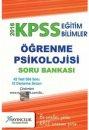 2016 KPSS E�itim Bilimleri ��renme Psikolojisi Soru Bankas� X Yay�nlar�