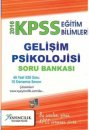 2016 KPSS E�itim Bilimleri Geli�im Psikolojisi Soru Bankas� X Yay�nlar�