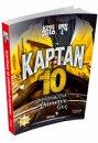 2016 KPSS A Grubu Kaptan 10 lu Deneme İhtiyaç Yayınları