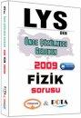 LYS den Önce Çözülmesi Gereken 2009 Fizik Sorusu Yediiklim Yayınları