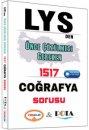 LYS den Önce Çözülmesi Gereken 1517 Coğrafya Sorusu Yediiklim Yayınları