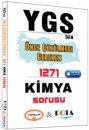 YGS den Önce Çözülmesi Gereken 1271 Kimya Sorusu Yediiklim Yayınları