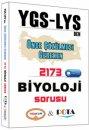 YGS LYS Önce Çözülmesi Gereken 2173 Biyoloji Sorusu Yediiklim Yayınları