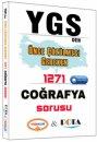 YGS den Önce Çözülmesi Gereken 1271 Coğrafya Sorusu Yediiklim Yayınları