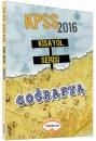 2016 KPSS Coğrafya Kısayol Serisi Yediiklim Yayınları