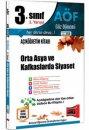 3.Sınıf 5.Yarıyıl Orta Asya ve Kafkaslarda Siyaset Kod:5116 Yargı Yayınları