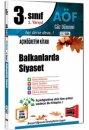 3.Sınıf 5.Yarıyıl Balkanlarda Siyaset Kod:5101 Yargı Yayınları