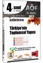 4. Sınıf 7.Yarıyıl Türkiye nin Toplumsal Yapısı Kod:7119 Yargı Yayınları