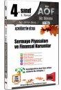 4. Sınıf 7.Yarıyıl Sermaye Piyasaları ve Finansal Kurumlar Kod:7114 Yargı Yayınları