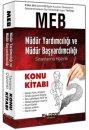 2016 MEB Müdür Yardımcılığı ve Müdür Başyardımcılığı Sınavlarına Hazırlık Konu Kitabı Filozof Yayıncılık