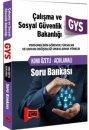 2016 GYS Çalışma ve Sosyal Güvenlik Bakanlığı Konu Özetli Soru Bankası Yargı Yayınları