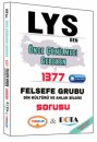 """2016 LYS""""den Önce Çözülmesi Gereken 1377 Felsefe Grubu Din Kültürü ve Ahlak Bilgisi Sorusu Yediiklim Yayınları"""