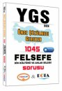 """2016 YGS""""den Önce Çözülmesi Gereken 1045 Felsefe Grubu Din Kültürü ve Ahlak Bilgisi Sorusu Yediiklim Yayınları"""
