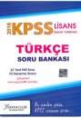 2016 KPSS T�rk�e Soru Bankas� X Yay�nlar�