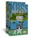 2019 ÖABT Sosyal Bilgiler Öğretmenliği Konu Anlatımlı Modüler Set Yediiklim Yayınları