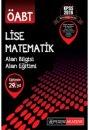 2016 ÖABT Lise Matematik Öğretmenliği Konu Anlatımlı Pegem Yayınları