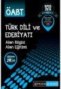 2016 ÖABT Türk Dili ve Edebiyatı Öğretmenliği Konu Anlatımlı Pegem Yayınları