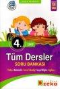 4. Sınıf Tüm Dersler Soru Bankası İşleyen Zeka Yayınları