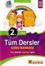 2. Sınıf Tüm Dersler Soru Bankası İşleyen Zeka Yayınları