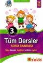 3. Sınıf Tüm Dersler Soru Bankası İşleyen Zeka Yayınları