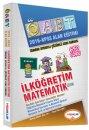 2016 ÖABT Alan Eğitimi İlköğretim Matematik Öğretmenliği Tamamı Çözümlü Soru Bankası Yediiklim Yayınları