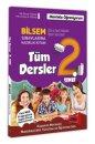 2. Sınıf Tüm Dersler BİLSEM Sınavlarına Hazırlık Kitabı Yargı Yayınları