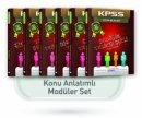 2016 KPSS Eğitim Bilimleri Konu Anlatımlı Modüler Set Akademik Süreç Yayınları